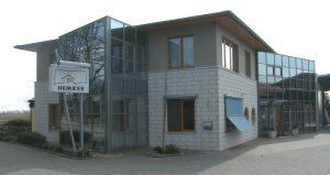 Büro- und Ausstellungsgebäude