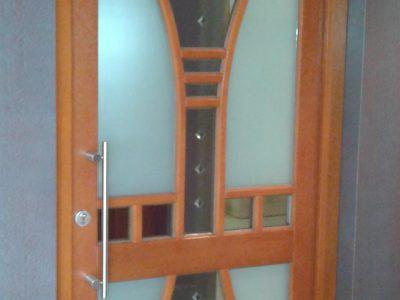 Holzhaustüren